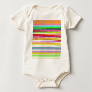 Neu erstellter Horizont Baby Strampler
