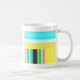 Neu erstelltes Parkett Kaffeetasse