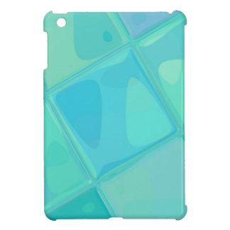 Neu erstelltes widergespiegeltes QUADRAT durch iPad Mini Hülle
