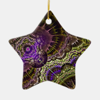 Neue abstrakte Kunst-Acryldruck Keramik Ornament