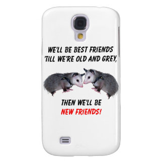 Neue alte Freunde Galaxy S4 Hülle