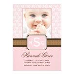 Neue Baby-Mitteilungs-Karten