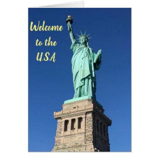 Neue Bürger-Karte: Begrüßen Sie in USA die Karte