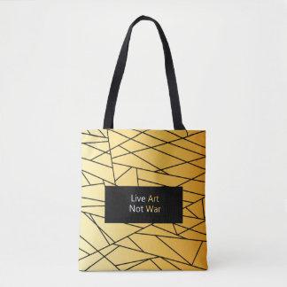 """Neue exklusive Designertasche: """"Livekunst """" Tasche"""