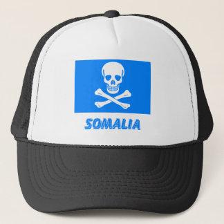 Neue Flagge von Somalia (dieses ist ein Witz!) Truckerkappe