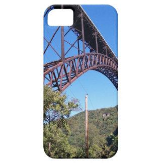 Neue Fluss-George-Brücke iPhone 5 Case
