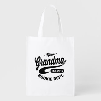Neue Großmutter 2017 Wiederverwendbare Einkaufstasche