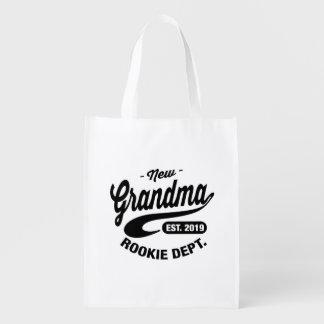 Neue Großmutter 2019 Wiederverwendbare Einkaufstasche