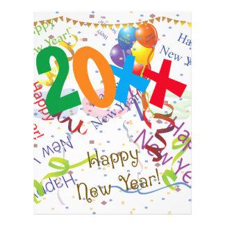 Neue Jahre der Feier-4 21,6 X 27,9 Cm Flyer