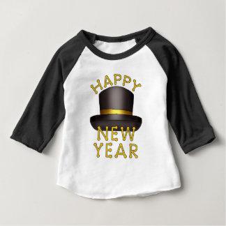 Neue Jahre Hutbaby-T - Shirt