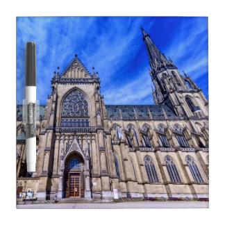 Neue Kathedrale, Linz, Österreich Memoboard