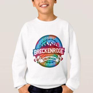 Neue Stadt-gefärbte Krawatte Breckenridges Sweatshirt