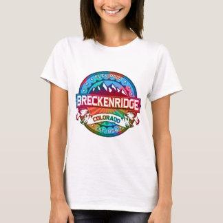Neue Stadt-gefärbte Krawatte Breckenridges T-Shirt