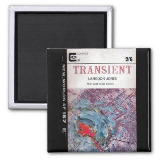Neue Welt157 (1965-12.Roberts&Vinter) _Pulp Kunst Quadratischer Magnet