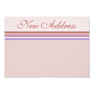 Neuer Adressen-Pastell 12,7 X 17,8 Cm Einladungskarte