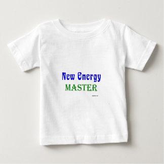 Neuer Energie-Meister Baby T-shirt