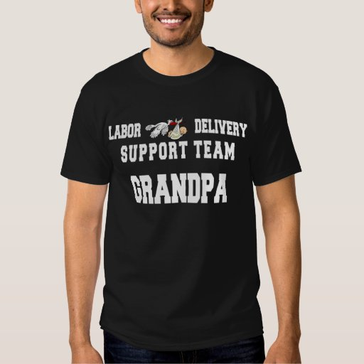 Neuer Grandbaby neuer Großvater-T - Shirt