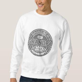 Neuer Großvater 2017 Sweatshirt