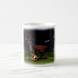 Neuer König des Dschungels Kaffeetasse