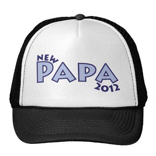 Neuer Papa 2012 Truckerkappen