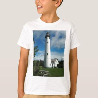 Neuer Presque Insel-Leuchtturm T-Shirt