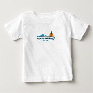 Neuer Smyrna Strand Baby T-shirt
