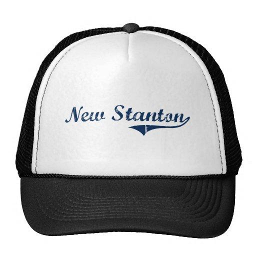 Neuer Stanton Pennsylvania klassischer Entwurf Caps