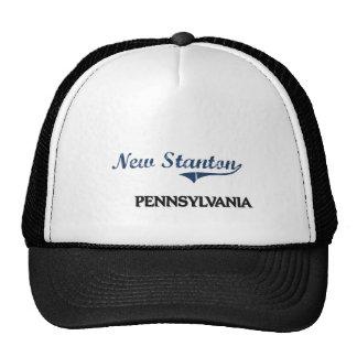 Neuer Stanton Pennsylvania Stadt-Klassiker Netzmütze