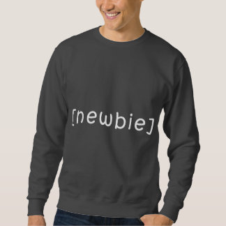 Neuer Sweatshirt