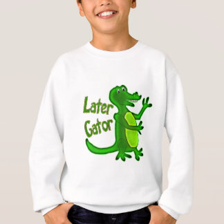 Neuerer Alligator Sweatshirt