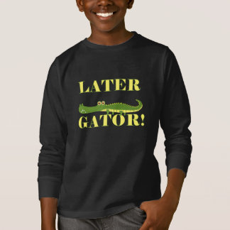 Neuerer Alligator T-Shirt