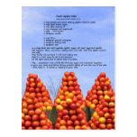 Neues Apfelkuchen-Rezept