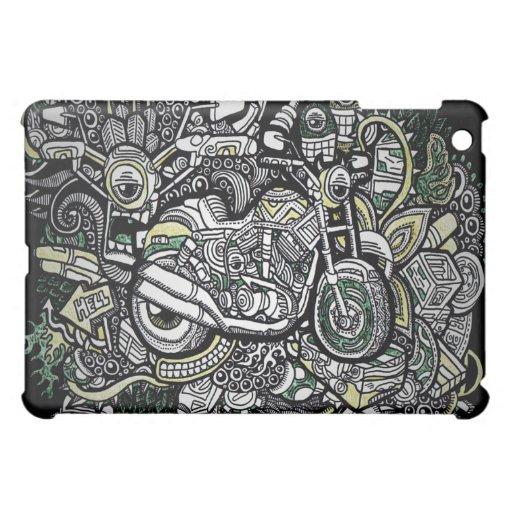 neues Art ipad Fall zazzle iPad Mini Hülle