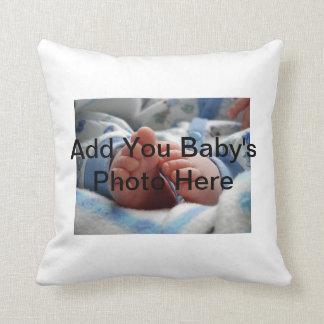 Neues Baby Kissen