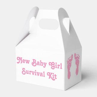 """""""Neues Baby-"""" Überlebensausrüstung Geschenkkarton"""