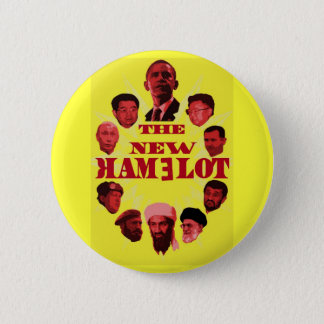 Neues CamelotA Runder Button 5,7 Cm