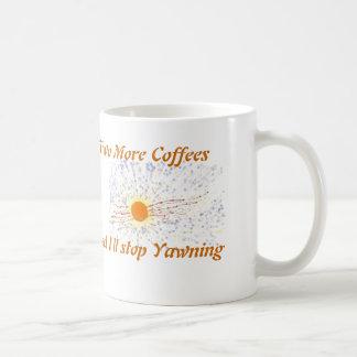 Neues Dämmerungs-Steigen Kaffeetasse
