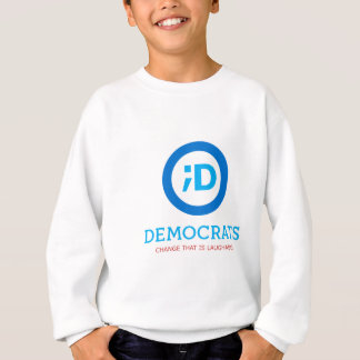 Neues Demokrat-Logo Aparrel Sweatshirt