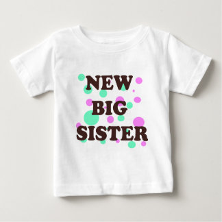 Neues großes SIS Baby T-shirt