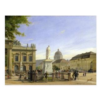 Neues Guardshouse, Arsenal, Palace Prinzen u. Postkarte