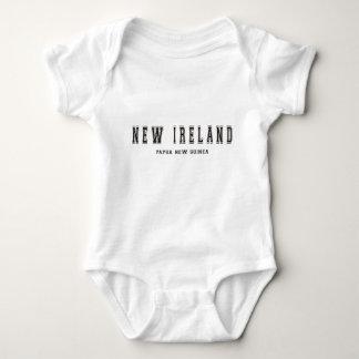 Neues Irland Papua-Neu-Guinea Baby Strampler