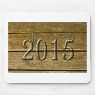 Neues Jahr 2015 fertigen besonders an Mauspads
