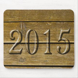 Neues Jahr 2015 fertigen besonders an Mousepad
