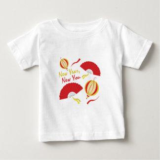 Neues Jahr Baby T-shirt