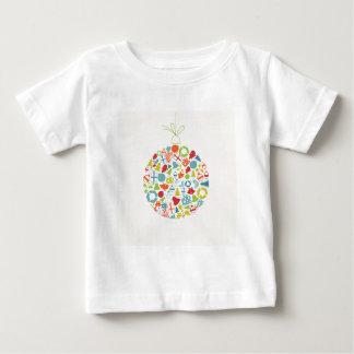 Neues Jahr sphere2 Baby T-shirt