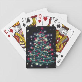 Neues Jahr-Spielkarten Spielkarten