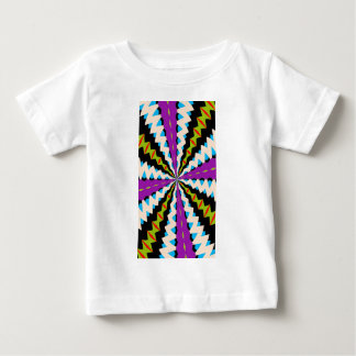 Neues Kaleidoskop Baby T-shirt