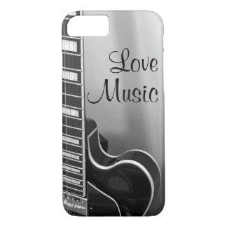 NEUES kundengerechtes Liebe-Musik iPhone 8/7 Fall iPhone 8/7 Hülle
