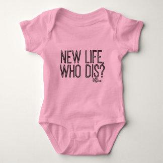 Neues Leben, das DIS-Babykörper-Anzug Baby Strampler