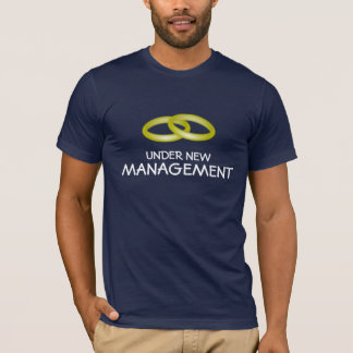 Neues Management-Shirt T-Shirt